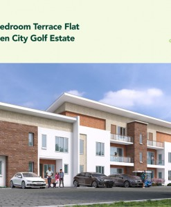 Garden City Enclave - 1 Bedroom Terrace